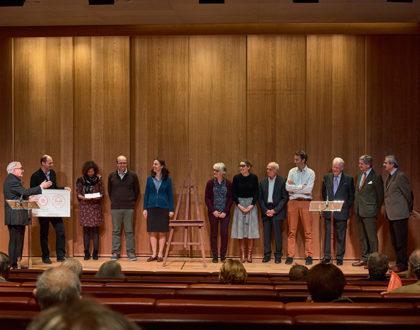 Le Prix François Sommer Homme Nature 2018 décerné au Réseau Bactériophage France