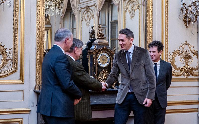 Le château de La Ferté Imbault remporte le Prix François Sommer pour les Monuments Historiques