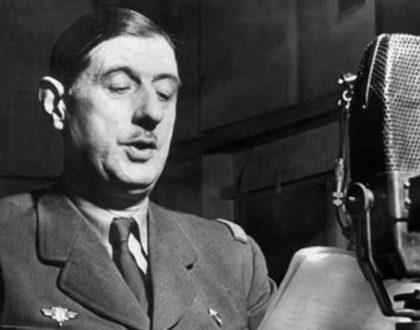 18 juin : 80e anniversaire de l'appel du général de Gaulle
