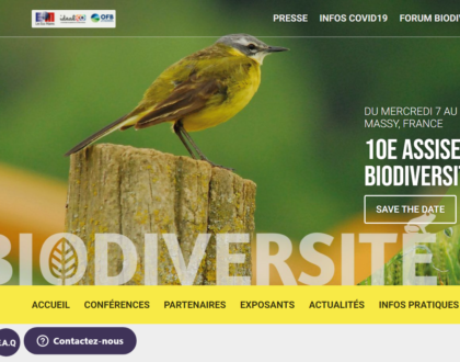 Biodiversité, protection de la nature... 3 événements à noter