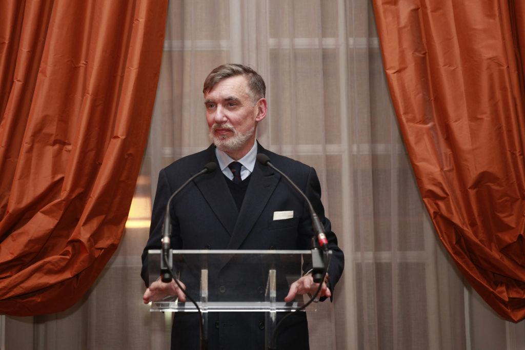 François Sureau élu à l'Académie française